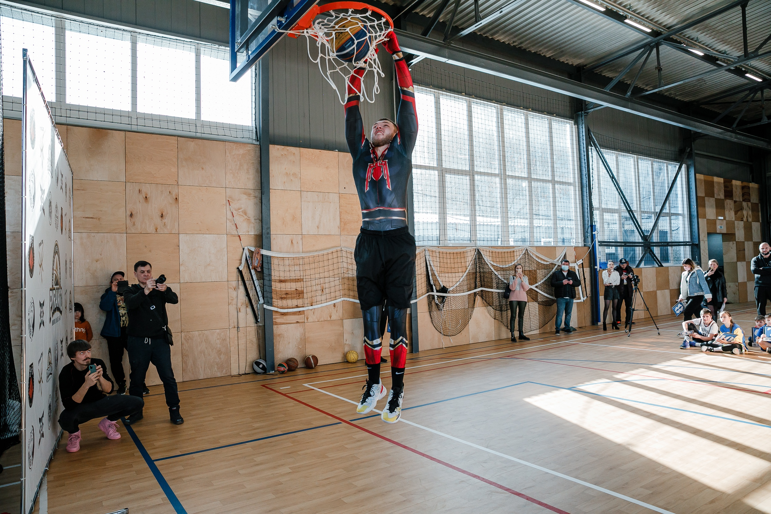 Академия баскетбола 3х3