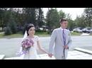 Свадьба Сергея и Екатерины 24 августа 2018 г.1 часть. 2 вариант