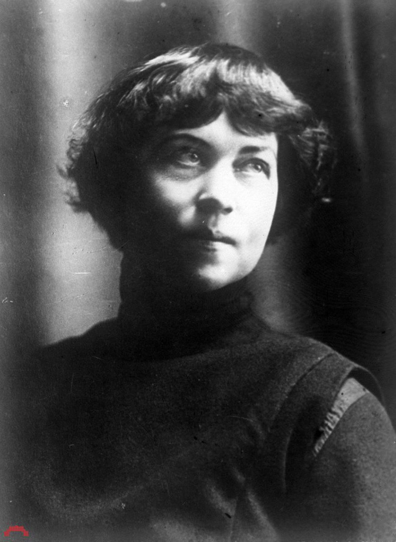 Коллонтай А. М., революционерка