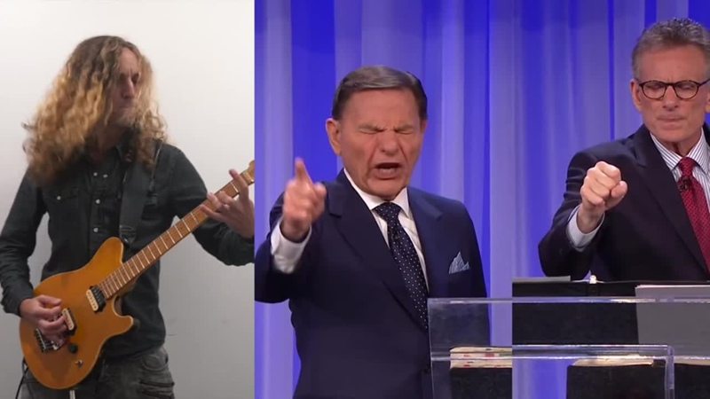 Judgement on COVID-19 goes HEAVY METAL [Kenneth Copeland Remix] [I Demand]