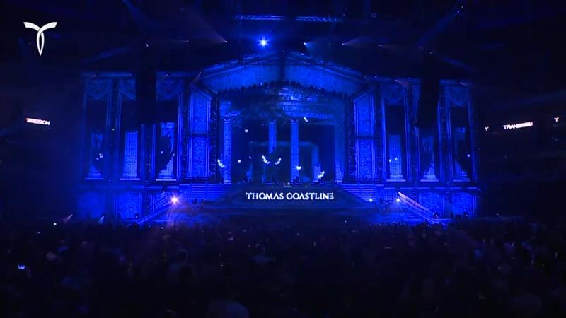 THOMAS COASTLINE ▼ TRANSMISSION PRAGUE 2016 The Lost Oracle
