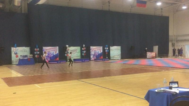 Видео от ФУГИ DANCE Спортивно танцевальная студия