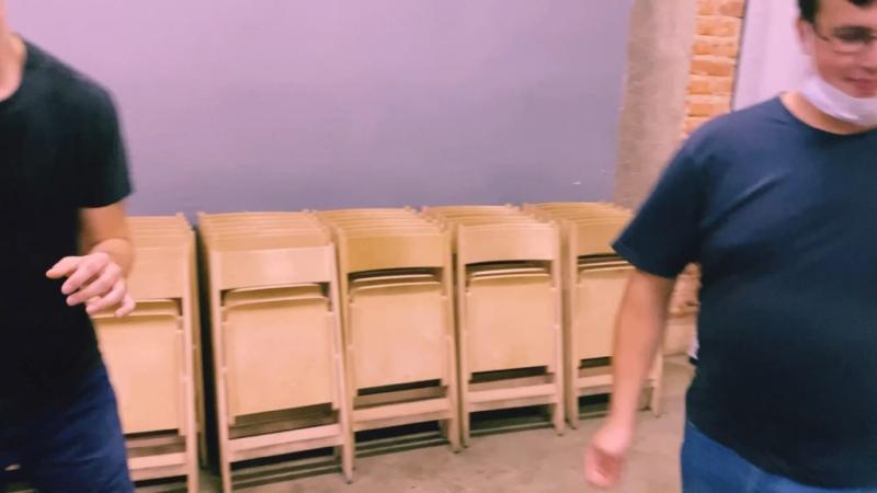 Урок танцев под electroswing