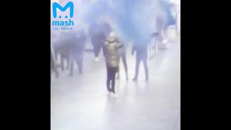 Дымовухи в метро