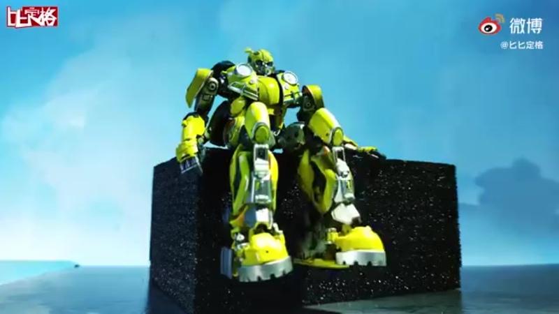 Transcraft TC-02 Beetle(Bumblebee Movie) stopmotion