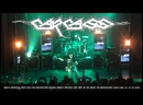 CARCASS - North American Tour 2016 The Observatory Santa Ana, CA. 07-23-2016