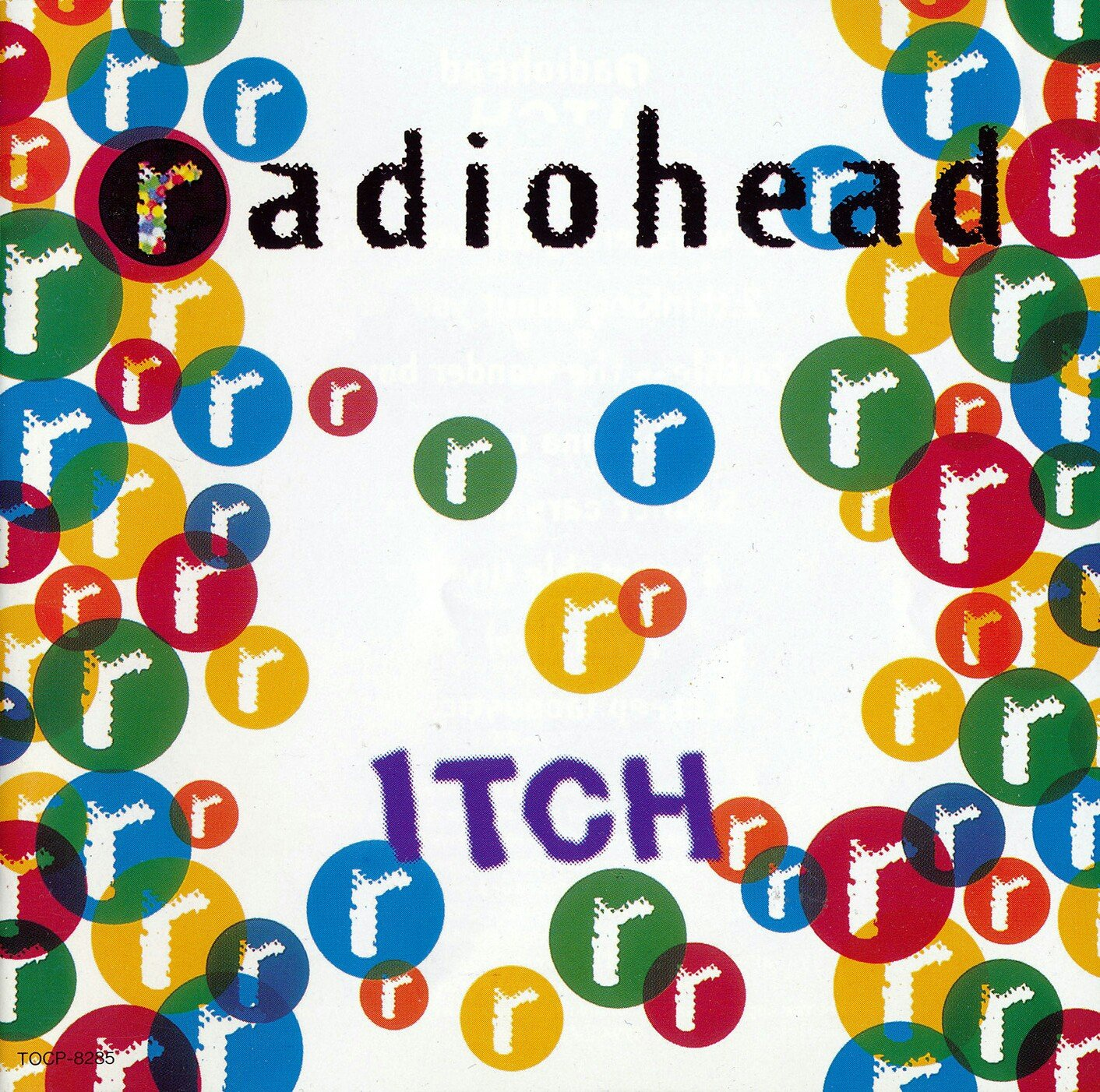 Radiohead album Itch
