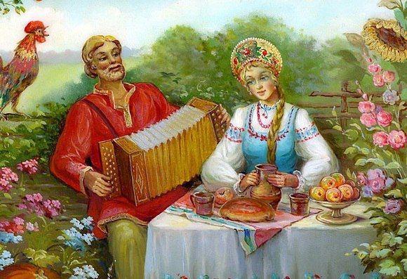 Традиции на Руси Русское Рождество не единственная традиция, празднование которой в корне отличается от традиций других стран. Нам вообще есть, что вспомнить и чему удивиться.10 место: В Древней