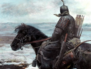 Древний Китай на картинах современных художников.