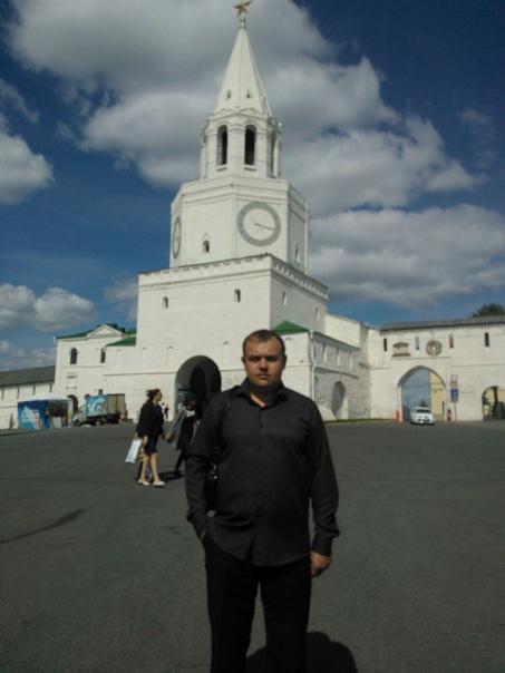 Азат Зиатдинов, Мензелинск, Россия