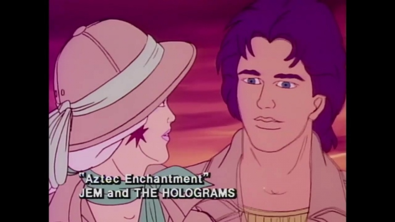 Jem and the Holograms Aztec Enchantment by Jem