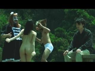 Midori Ezawa, Riri Koda Nude - Setsuna Vampires Love Of 100 Days (2012) 1