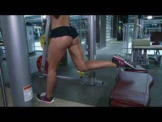 Usmanova Kate NEW bikini-fitness motivation 2015 HD