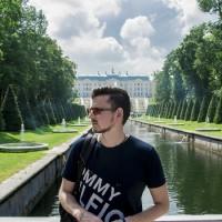 Фотография страницы Дмитрия Светличного ВКонтакте