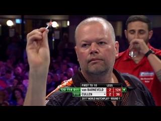 Raymond van Barneveld vs Joe Cullen (PDC World Matchplay 2017 / Round 1)