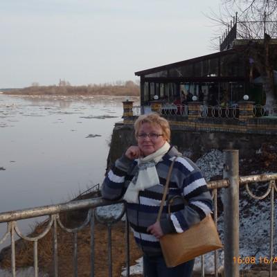 Елена Ямшанова