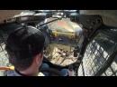 Погрузчик с бортовым поворотом 318G от John Deere