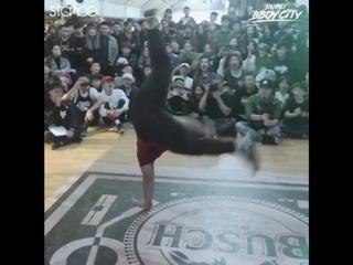 Bboy Dummy | BIG power moves at Taipei BBoy City 2017.