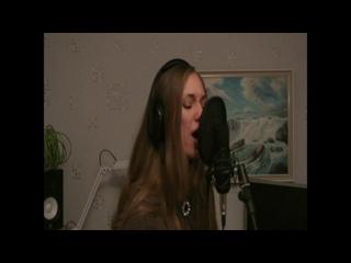 """Кавер на песню """"I want my tears back"""" группы Nightwish от вокалистки группы Opera Fantasia"""