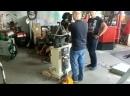 Электрический профилегибочный станок ОРК-32, OSTAŠ Турция