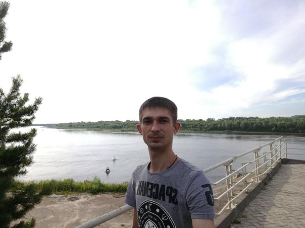 Серёжка Агапонов, Нижний Новгород, Россия