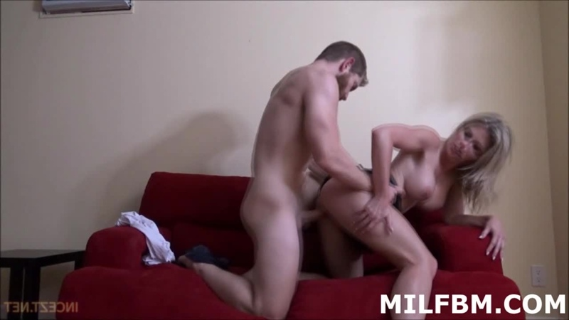 [Family Therapy  - Cory Chase (The New Girlfriend / 2019) [blowjob, brother-sister, big tits, cumshot,  720p]