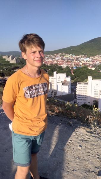 Тимофей Кирюхин, Россия