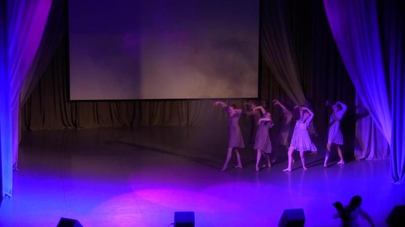 Отчетный концерт 2019 танец Уже большая тренер Путрова М Н