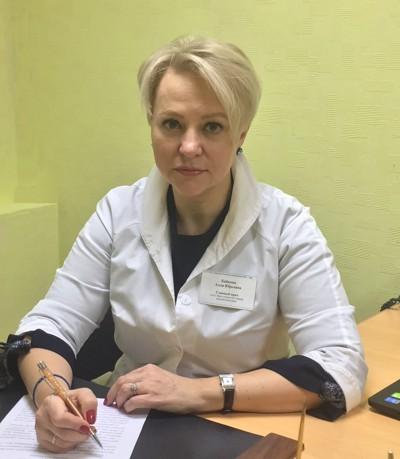 Алла Байкова