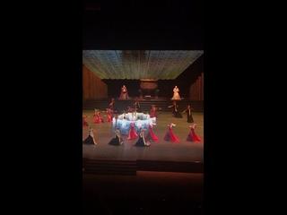 Китайский классический балетный спектакль»Память вне времени»