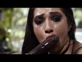 Jaye Summers [Porn, Sex, Blowjob, HD, 18+, Порно, Секс, Минет, Teen, Brunette, Big Cock, Interracial, Hardcore]