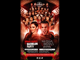 Bar Wrestling 39: Brian Cage's Bachelor Party ()