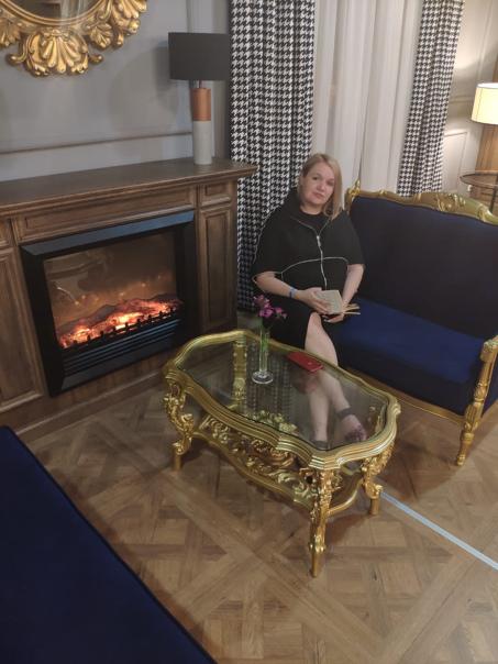 Мари Зинченко, Санкт-Петербург, Россия