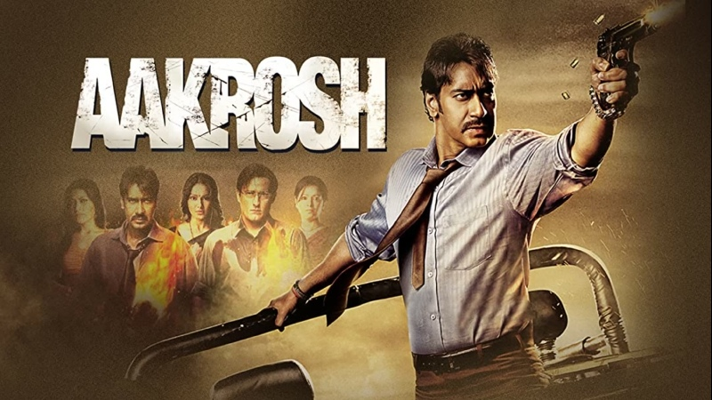 Aakrosh - Sangre intocable (2010)