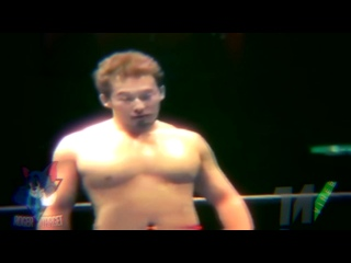 Naomichi Marufuji(c) vs. Shuji Kondo Highlights (AJPW Pro-Wrestling Love in Ryogoku2008⁄AJPW World Junior Heavy. Championship)