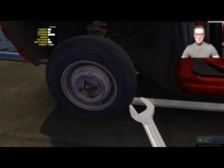 [AndyFy] ВОТКНУЛ ДВИЖОК В СВОЙ ПАЦАНСКИЙ ТАЗ! ЕЩЁ ЧУТЬ ЧУТЬ И ПЕРВЫЙ ПУСК! MY SUMMER CAR!