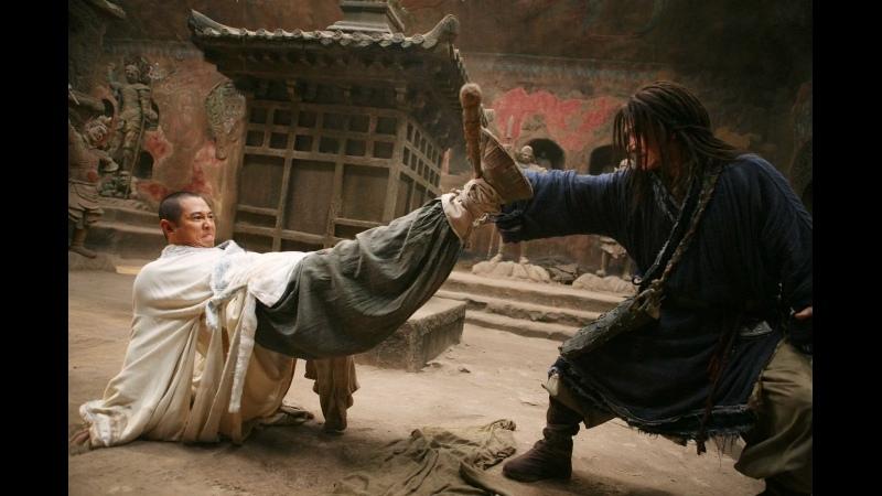 д ф Китайские боевые искусства