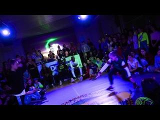 DD 2019   Smirnova Lera vs Lizok   KIDS BATTLE
