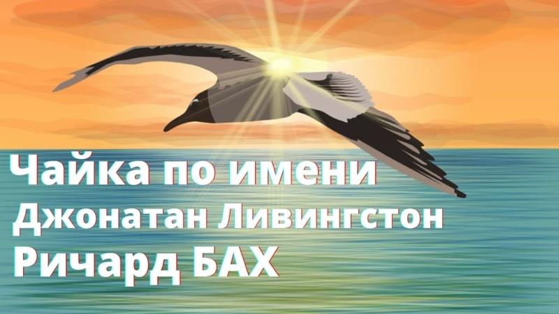 Чайка по имени Джонатан Ливингстон АУДИОКНИГА
