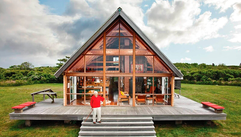 Что такое каркасный дом «А» типа?
