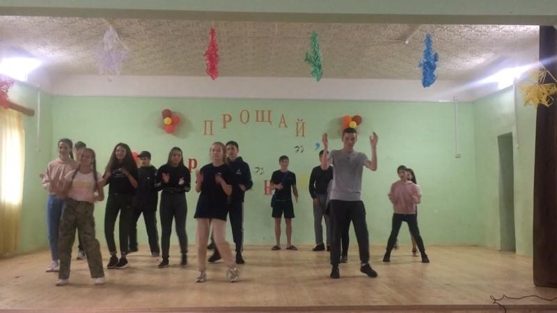 Танец 3 отряд