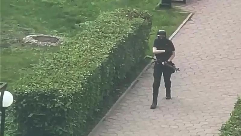 Стрельба в Перми Откуда у студента оказалось оружие