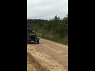 Video by D-Arma Meridiem (Газшутинг)