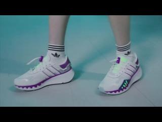 BLACKPINK  в рекламном ролике Adidas Originals