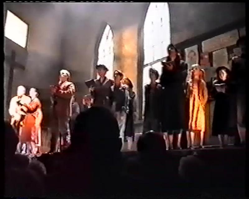 Whistle Down the Wind  London West-End 2001 год (Лора Мишель Келли)