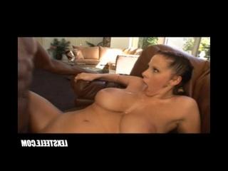 Gianna Michaels interracial fuck(porn, порно)