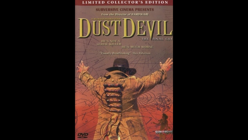 Дьявол песков 1992г Дьяволпесков Дьявол пески кино кинобыловремя быловремя ужасы триллер детектив вестерн