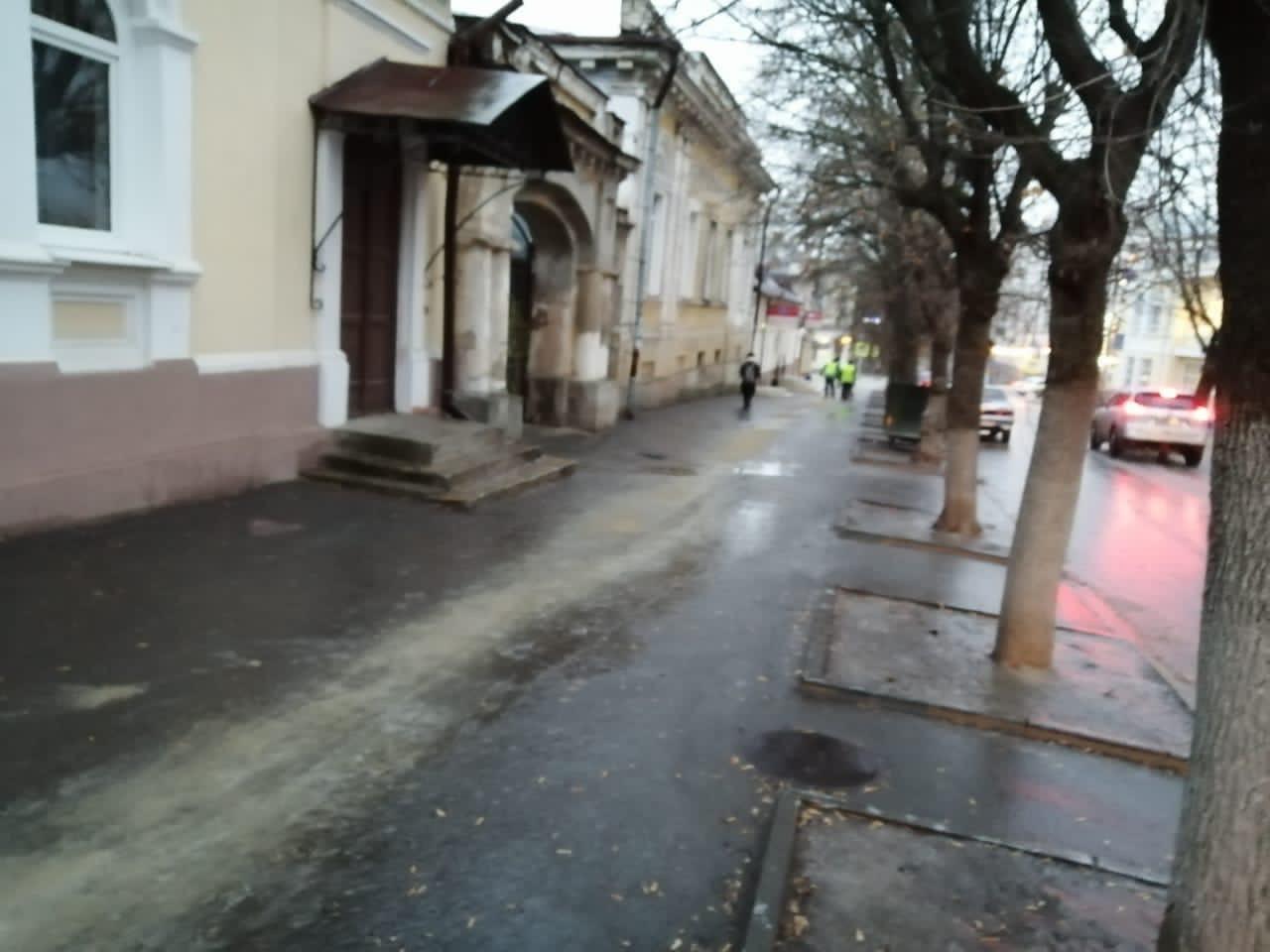 МКУ «Благоустройство»: Таганрогские коммунальные службы переведены на усиленный режим работы