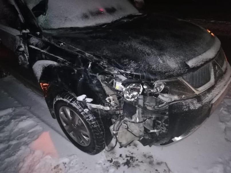 На трассе в Северном районе оренбургской области в ДТП погибла женщина