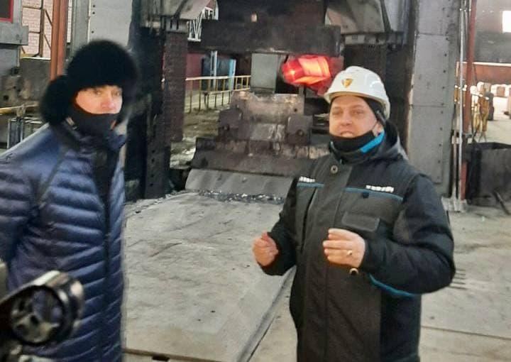 Златоустовский металлургический завод успешно вошёл в программу имортозамещения